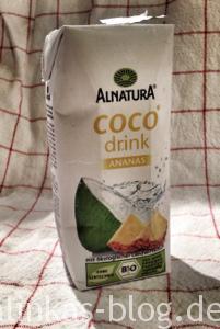 Kokoswasser von Alnatura