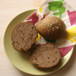 Low Carb Laugenbrötchen