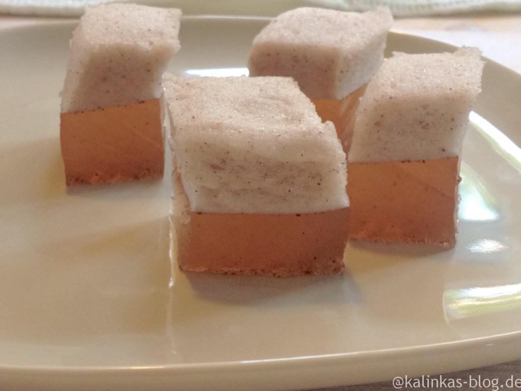 Marshmallows Dukan Low Carb