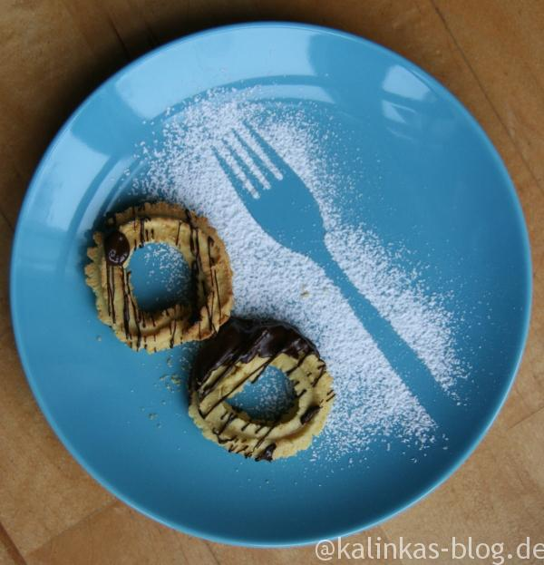 Glutenfreies Spritzgebäck