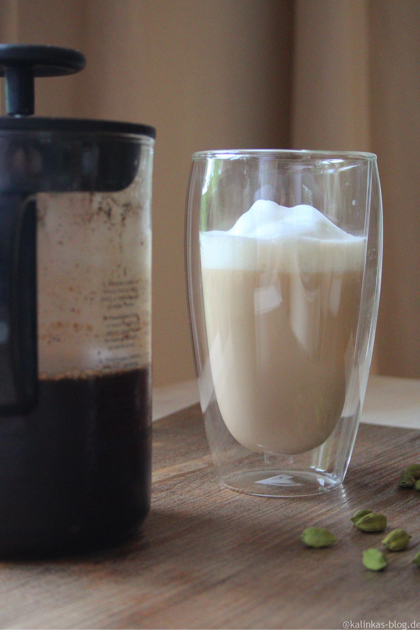 kaffee im kühlschrank