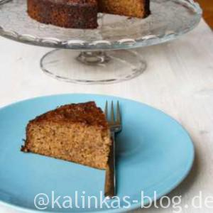 Low Carb Karottenkuchen