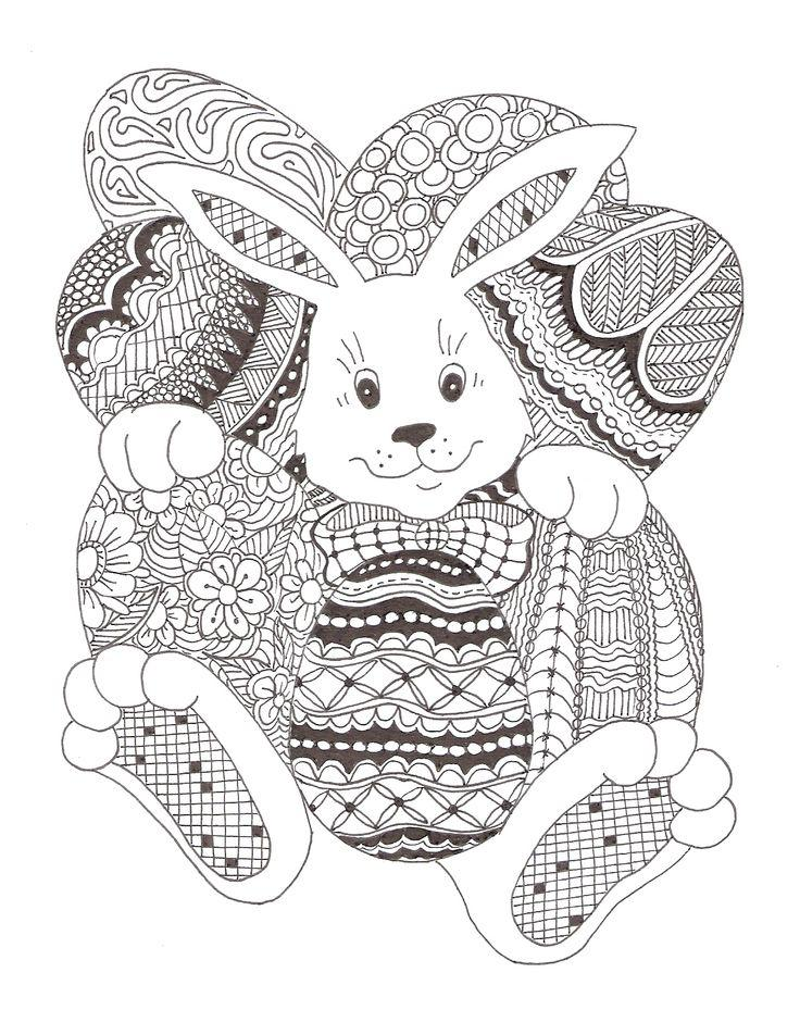 kalinkas blog zentangle f r ostern warum nicht mal eier bemalen kalinkas blog. Black Bedroom Furniture Sets. Home Design Ideas